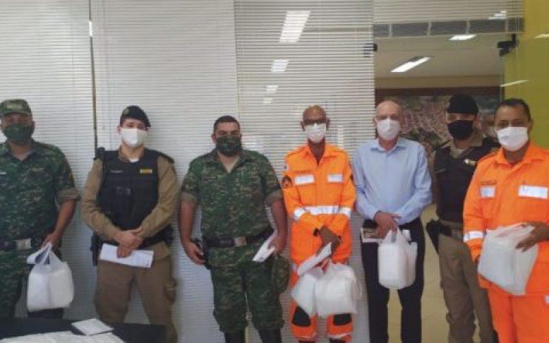Reunião-contou-com-representantes-das-polícias-Militar-e-Civil-e-do-Corpo-de-Bombeiros-550×300