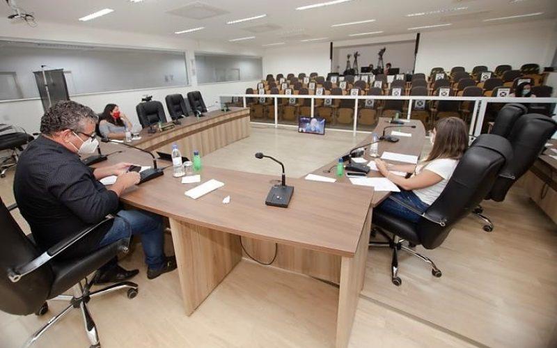 6ª Reunião Ordinária da Câmara aconteceu na segunda-feira (12)