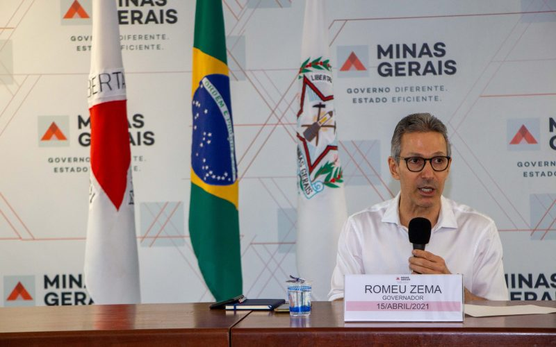 Governador Romeu Zema