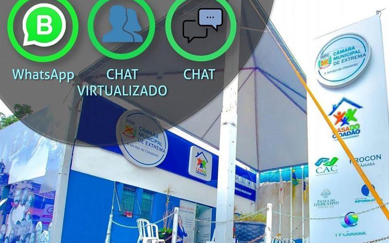 Nova plataforma promove comunicação direta com cidadão em forma de chat