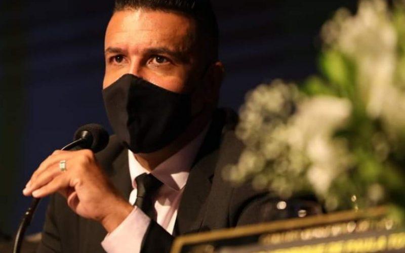 Vereador Luiz Fernando Ferreira (Mantega)