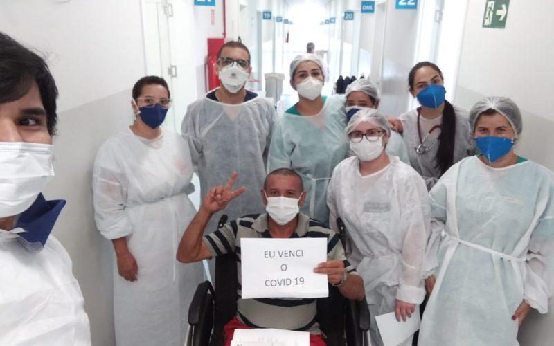 Equipamentos adquiridos já ajudaram a salvar a vida de mais de 170 pacientes internados no Hospital de Campanha