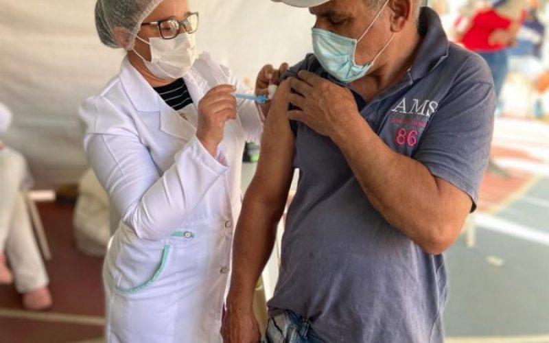 Vacinação no município