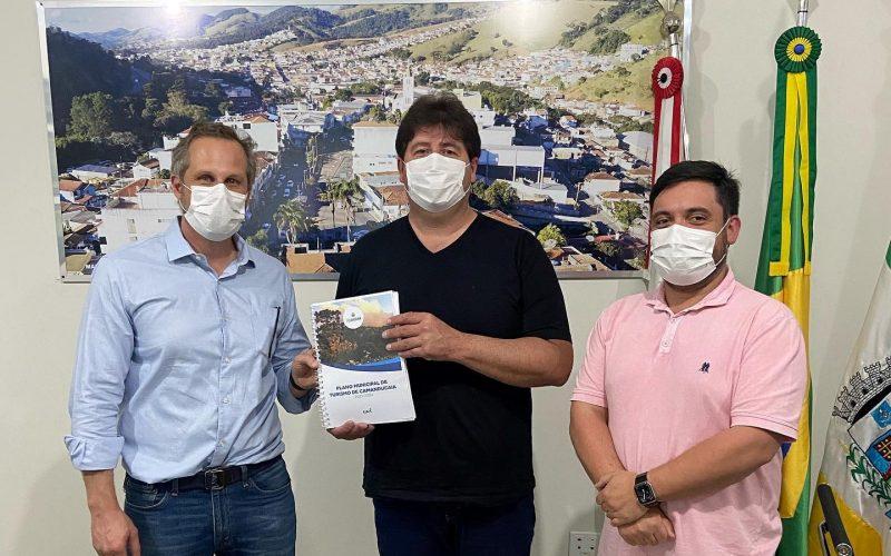 Pano foi entregue pela GKS Negócios Sustentáveis, empresa responsável pelo trabalho